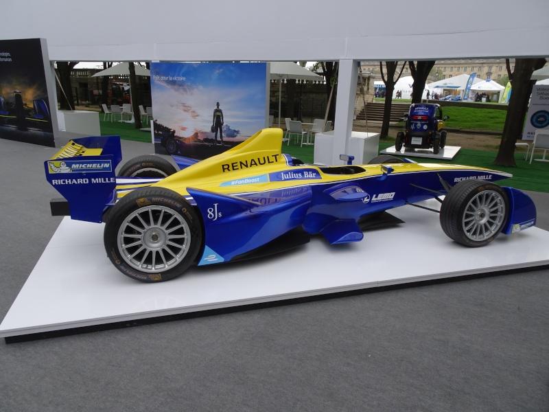 Formula E le 23 avril à Paris Dsc00928