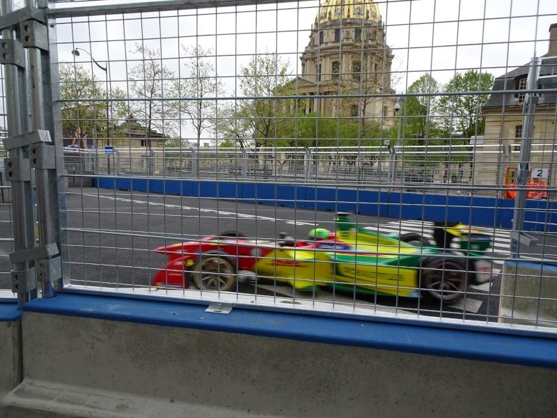 Formula E le 23 avril à Paris Dsc00934