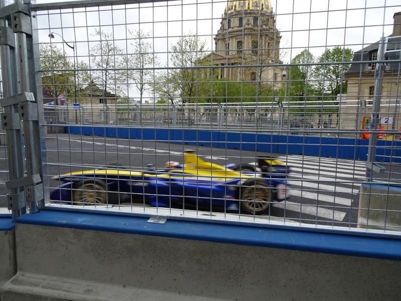Formula E le 23 avril à Paris Dsc00935