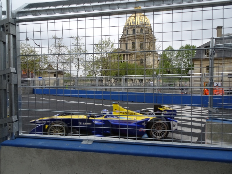 Formula E le 23 avril à Paris Dsc00938