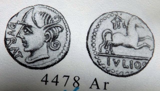 Des quinaires gaulois portant le nom de tonton Jules  Dscf8711