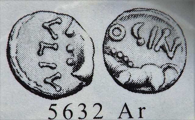 Des quinaires gaulois portant le nom de tonton Jules  Dscf8712