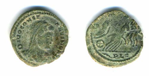 Nummi de consécration - Constantin I  Consta13