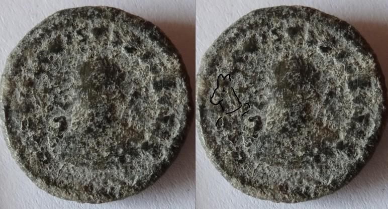 Nummi de consécration - Constantin I  Crispu10