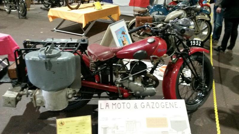 Salon de la moto de Limoges ! J'y suis allé. 20160413