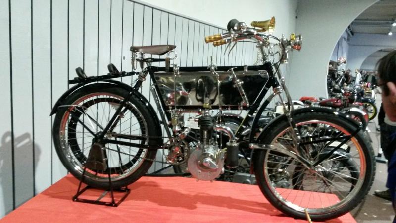 Salon de la moto de Limoges ! J'y suis allé. 20160415