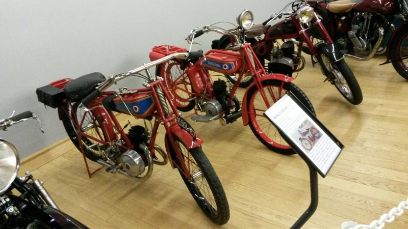 Salon de la moto de Limoges ! J'y suis allé. 20160416