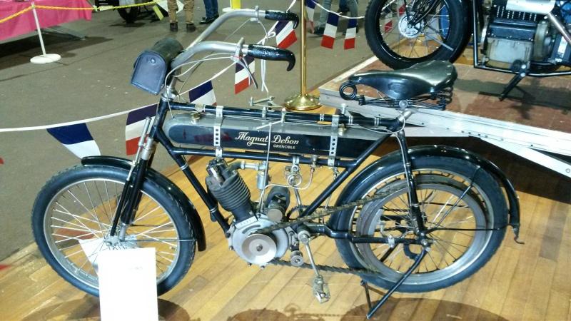 Salon de la moto de Limoges ! J'y suis allé. 20160422