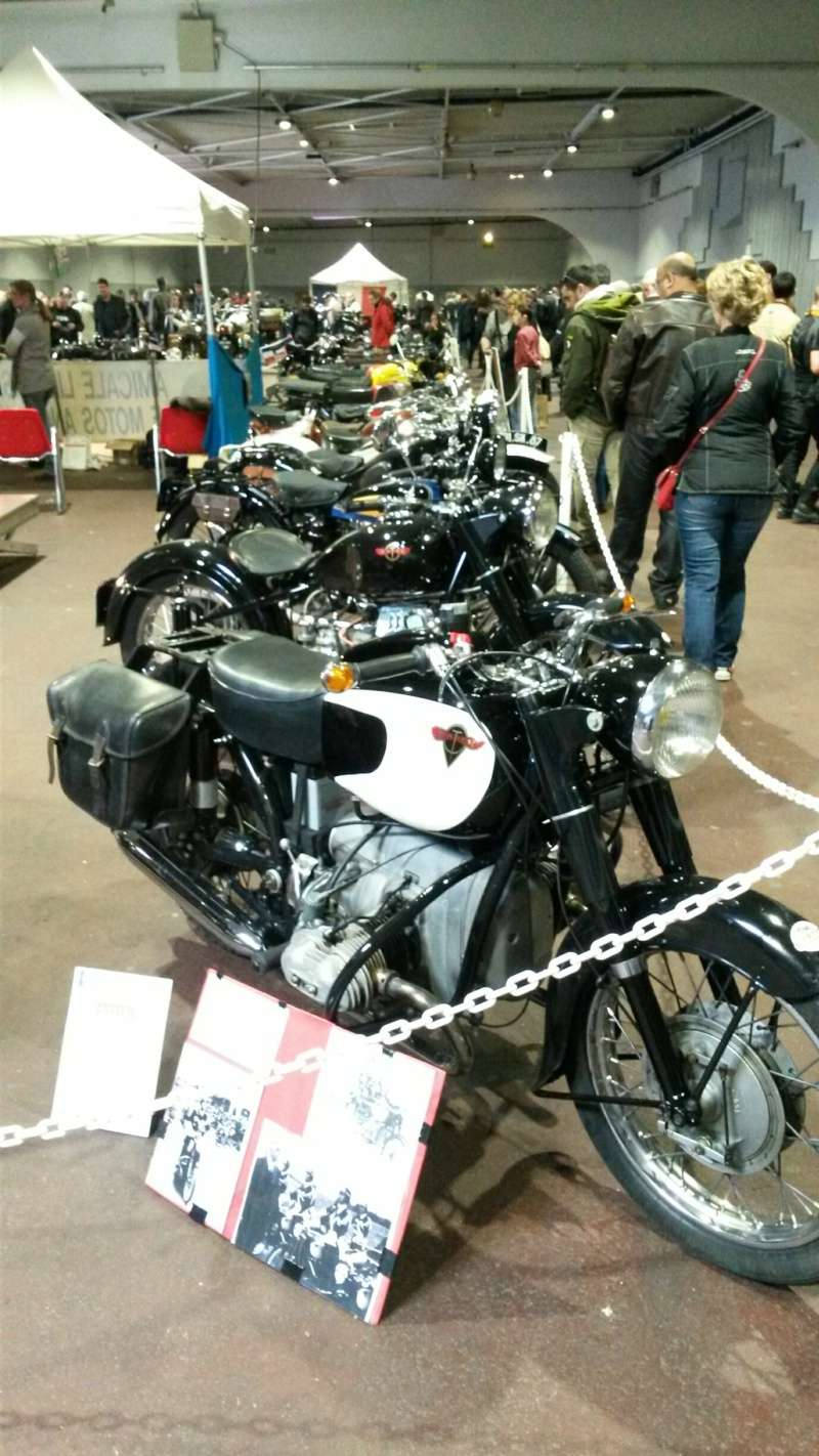 Salon de la moto de Limoges ! J'y suis allé. 20160423