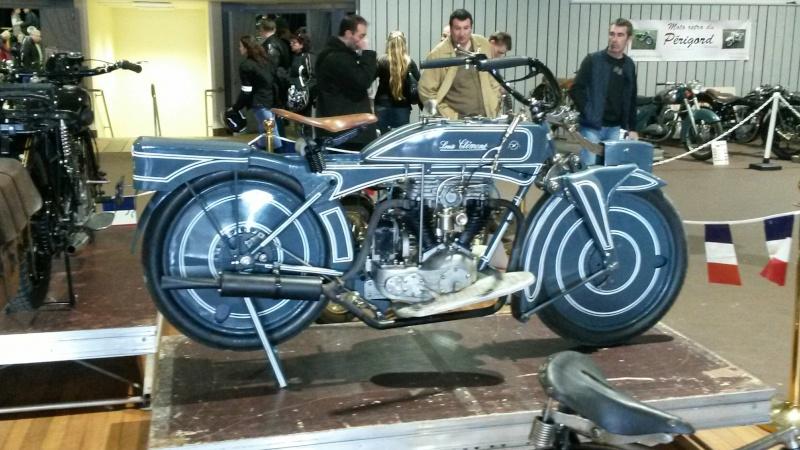 Salon de la moto de Limoges ! J'y suis allé. 20160426