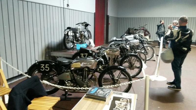 Salon de la moto de Limoges ! J'y suis allé. 20160427