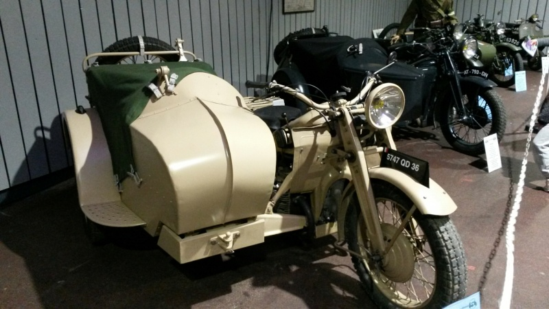 Salon de la moto de Limoges ! J'y suis allé. 20160428