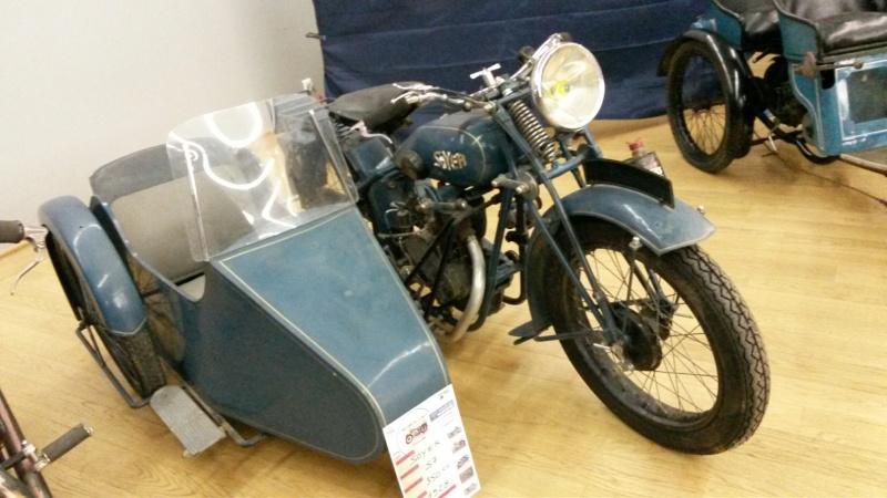 Salon de la moto de Limoges ! J'y suis allé. 20160429