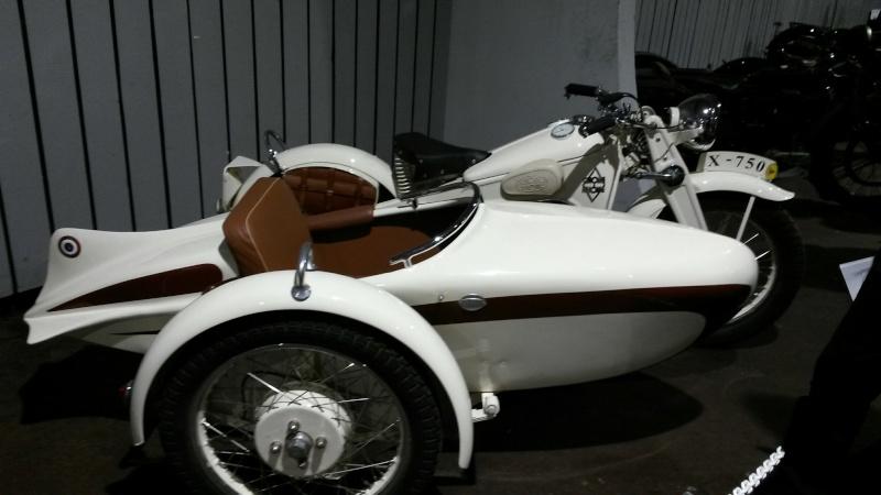 Salon de la moto de Limoges ! J'y suis allé. 20160430