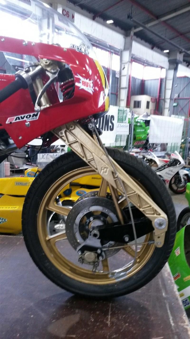 Salon de la moto de Limoges ! J'y suis allé. 20160435