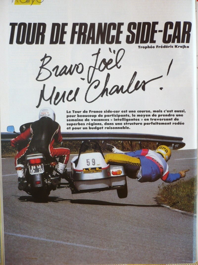 [Oldies] 1980 à 1988: Le Tour de France side-car, par Joël Enndewell  - Page 15 P1110110