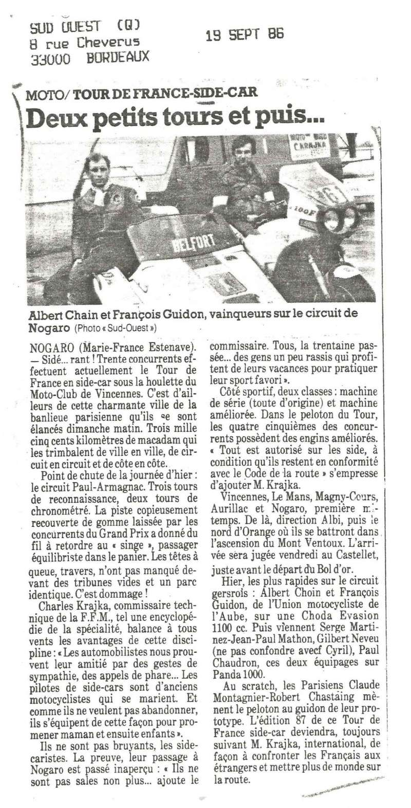 [Oldies] 1980 à 1988: Le Tour de France side-car, par Joël Enndewell  - Page 11 Pdf2-p24