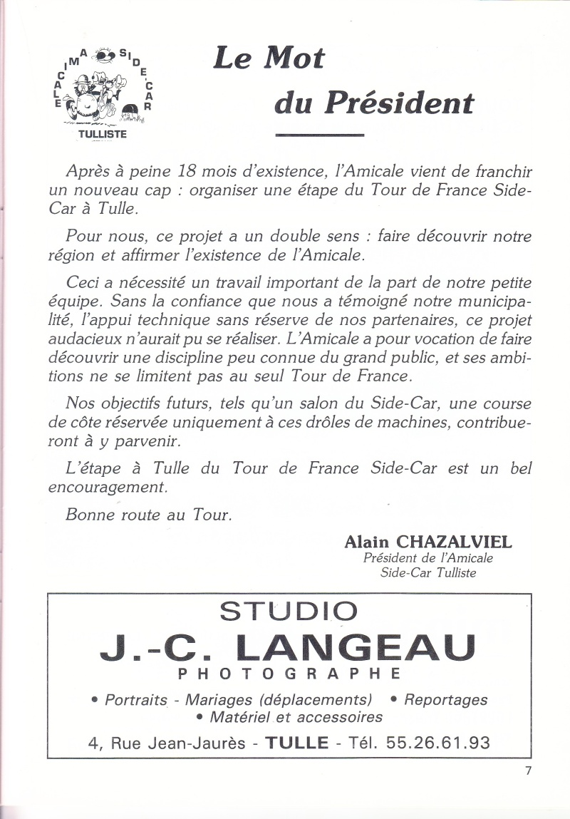 [Oldies] 1980 à 1988: Le Tour de France side-car, par Joël Enndewell  - Page 15 Sans_229