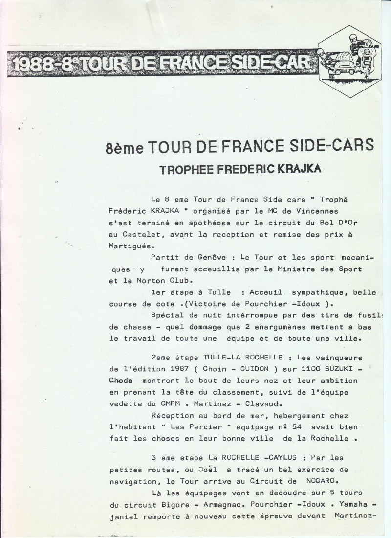 [Oldies] 1980 à 1988: Le Tour de France side-car, par Joël Enndewell  - Page 15 Sans_248