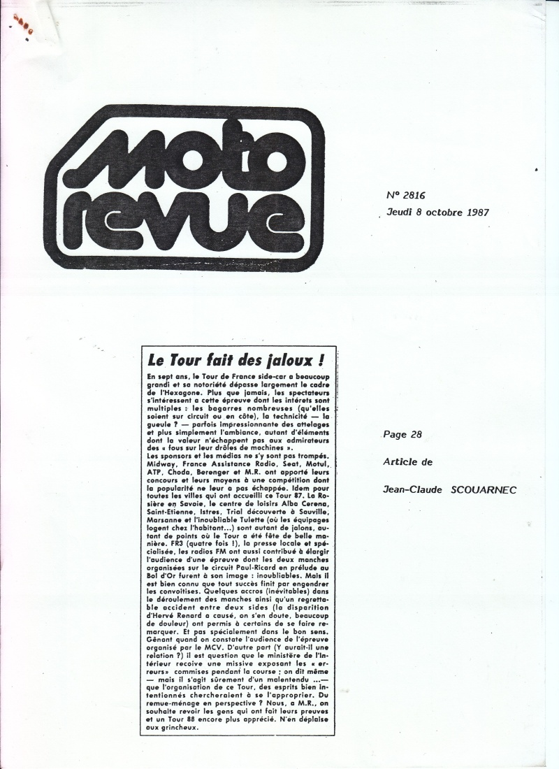 [Oldies] 1980 à 1988: Le Tour de France side-car, par Joël Enndewell  - Page 15 Sans_270