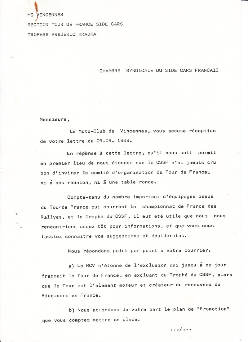 [Oldies] 1980 à 1988: Le Tour de France side-car, par Joël Enndewell  - Page 15 Sans_279