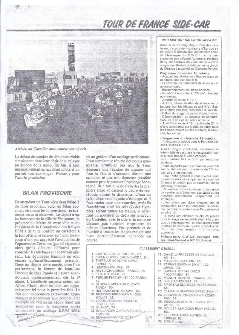 [Oldies] 1980 à 1988: Le Tour de France side-car, par Joël Enndewell  - Page 11 Sans_t43