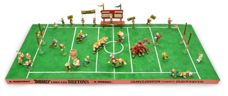 Match de rugby d'Asterix chez les Bretons Pixi-110