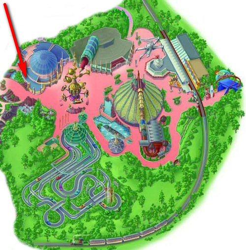 Curiosità e piccoli segreti al Disneyland park - Pagina 3 Tumblr10