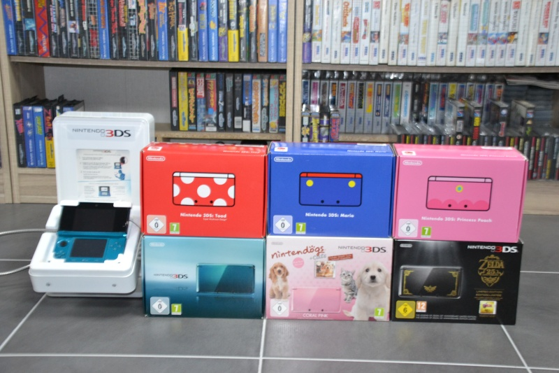 La collection de D3vILWiNNiE Ninten23
