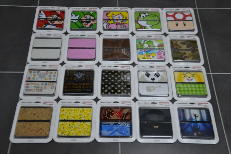 La collection de D3vILWiNNiE Ninten40