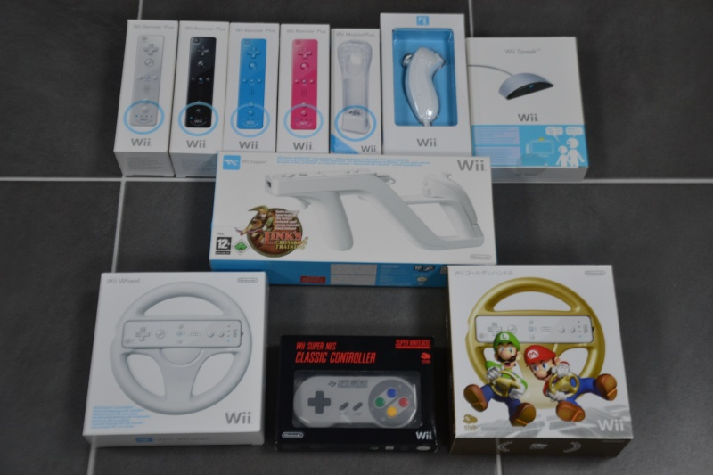 La collection de D3vILWiNNiE Ninten80