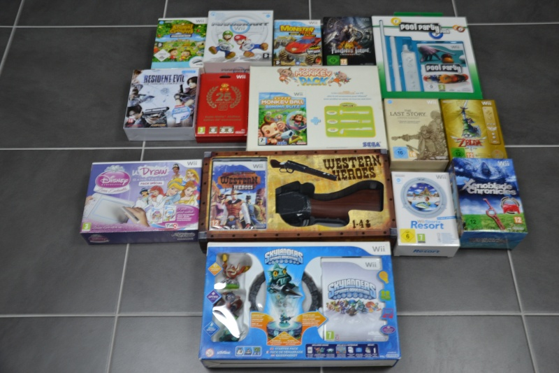 La collection de D3vILWiNNiE Ninten82