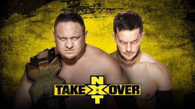 NXT TakeOver : The End du 8/06/2016 20160514