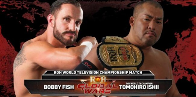 ROH/NJPW Global Wars du 8/05/2016 Fishvs10
