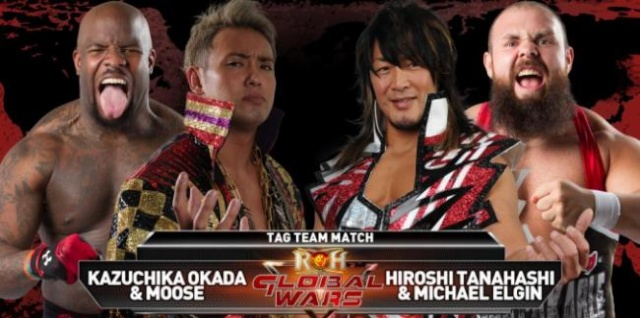 ROH/NJPW Global Wars du 8/05/2016 Okada-10