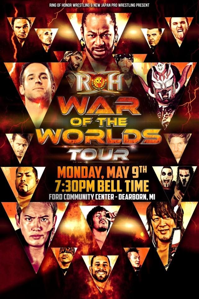 [Résultats] ROH/NJPW War of the Worlds du 09/05/2016 Roh05010