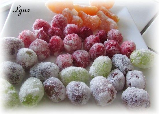Fruits givrés Fruits10