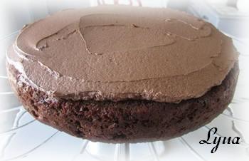 Gâteau au chocolat le meilleur-meilleur de Ricardo Gateau10
