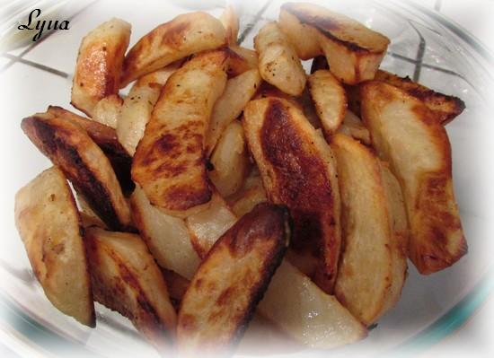 Pommes de terre grecques au citron Patate10