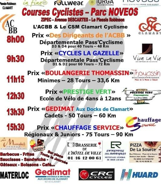 Course vélo - ZIPEC Clamart - Dim 3 Avril 2016 Captur12