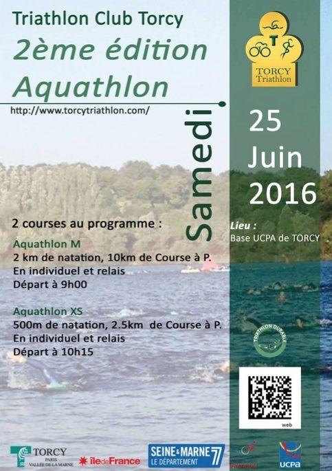 Aquathlon Torcy 2016 - samedi 25 juin  Captur29