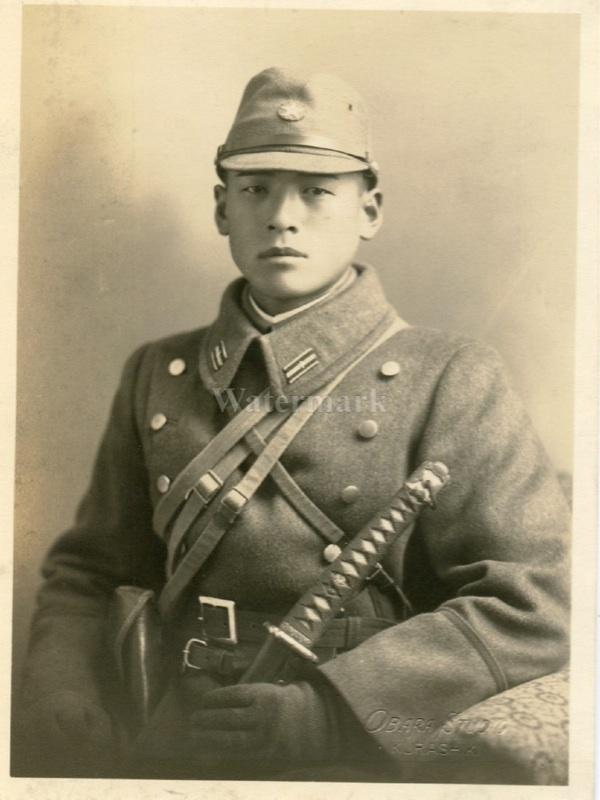 Capote Japonaise 1939 Soldat10