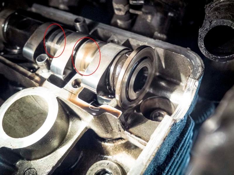 Claquement moteur à l'accélération St10