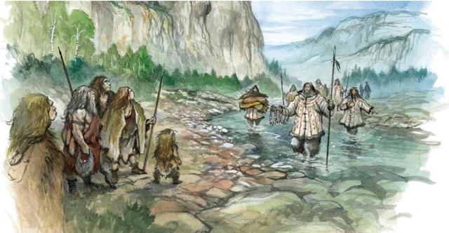 La préhistoire en BD  Roud10