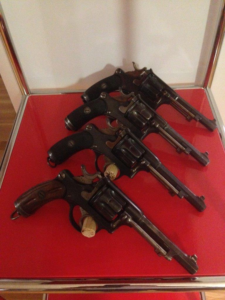Revolver WF 1878 à la maison. Rechargement de la 1878 10.4mm Img_1912