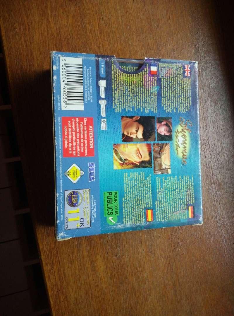 [VENDS] Dreamcast et ses jeux (dont Shenmue) Img_2040
