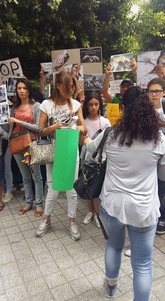 MASSACRES à CIEL OUVERT en Tunisie Manif_14