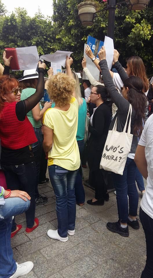 MASSACRES à CIEL OUVERT en Tunisie Manif_15