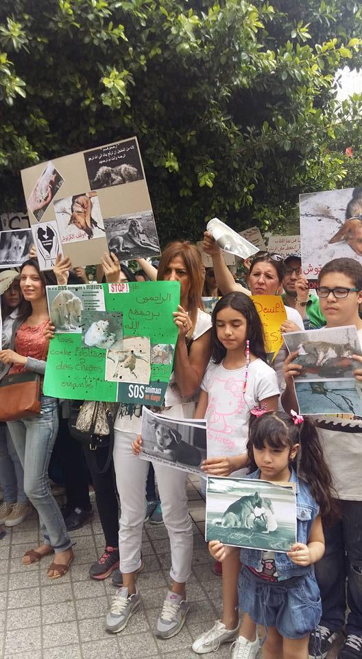 MASSACRES à CIEL OUVERT en Tunisie Manif_37