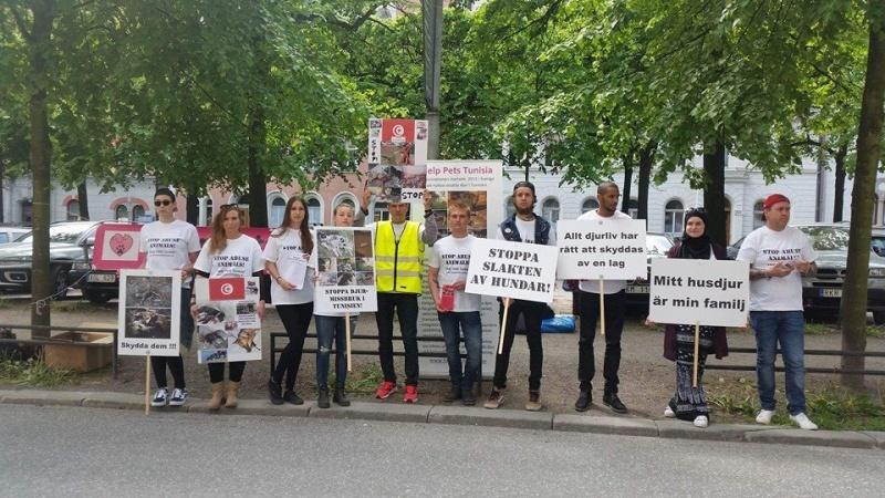 MASSACRES à CIEL OUVERT en Tunisie Manif_57